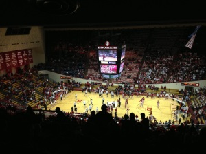 Assembly Hall, Bloomington, Ind.
